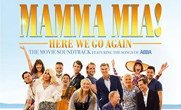 Mamma Mia 2′ Soundtrack Stream & Download – Listen Now! | First