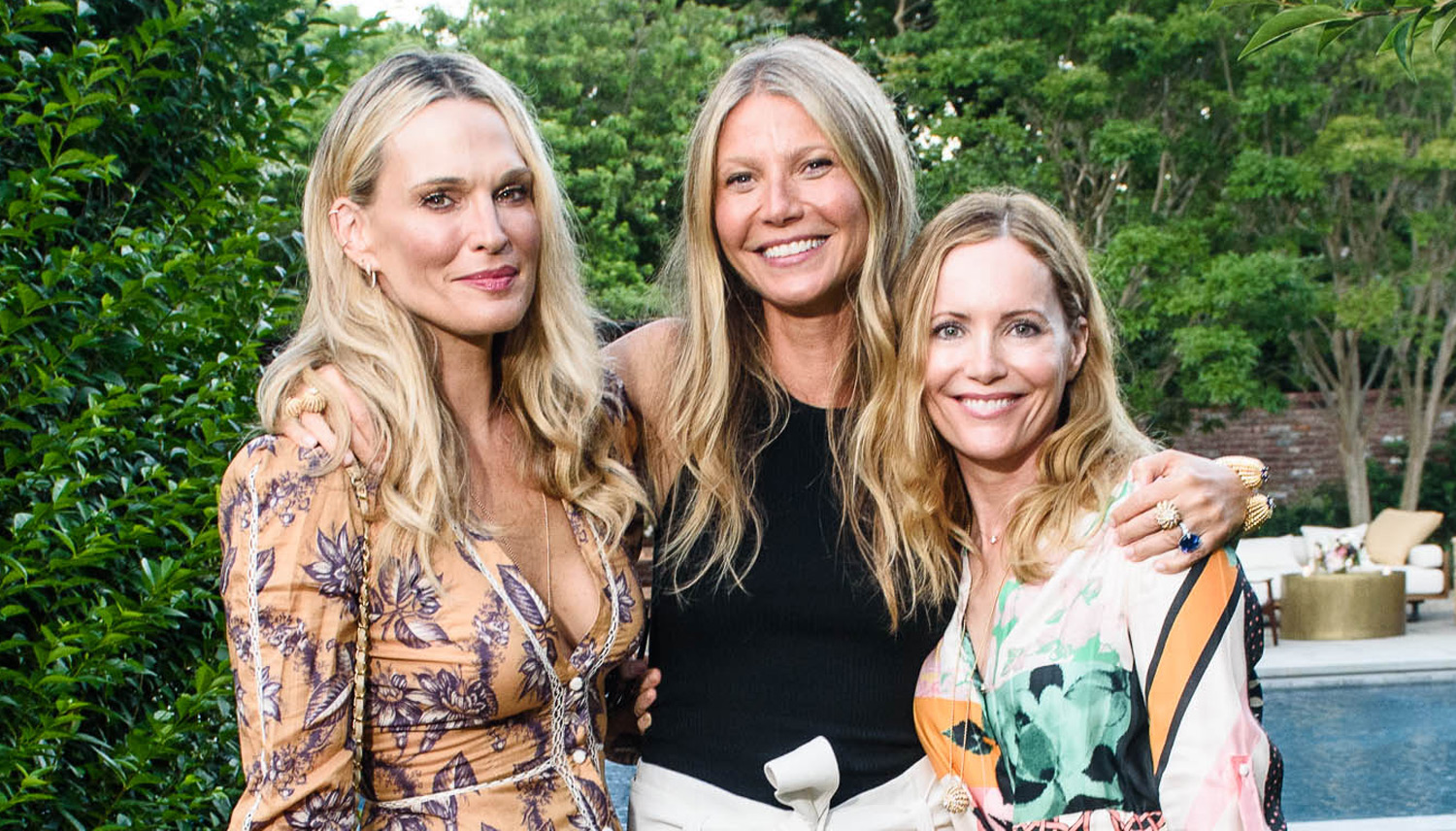 Gwyneth Paltrow Hosts Intimate Dinner at Her Hamptons Home