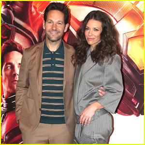 Paul Rudd & Evangeline Lilly Bring 'Ant-Man And The Wasp' To Rome!