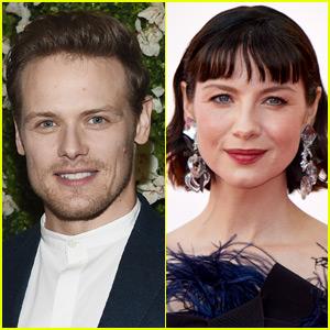 Outlander's Caitriona Balfe Calls Sam Heughan a 'Granny Driver' in Fun Social Media Exchange!