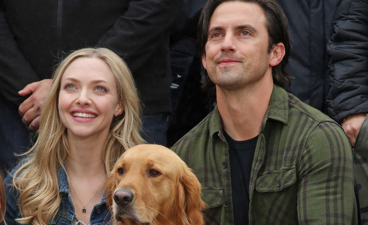 The Art Of Racing In The Rain: Amanda Seyfried & Milo Ventimiglia Wrap 'Art Of Racing In