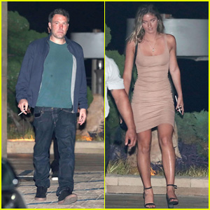 Ben Affleck Grabs Dinner With 'Playboy' Model Shauna Sexton!