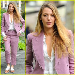 Blake Lively Steps Out In NYC Ahead of MTV VMAs 2018!