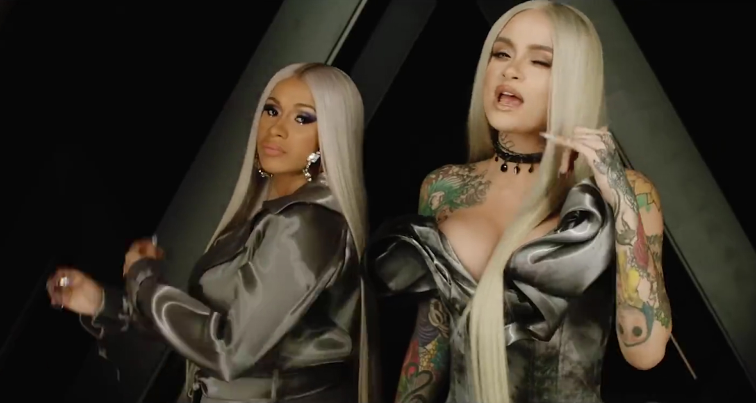 Cardi B Debuts Official Video for 'Ring' with Kehlani ...
