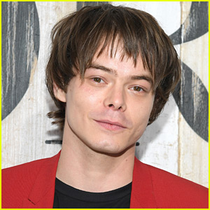 Charlie Heaton Photos, News and Videos | Just Jared | Page 5