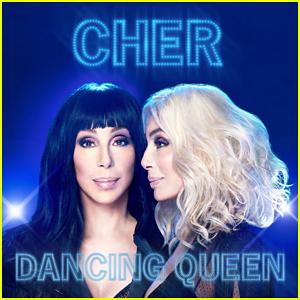 Cher Drops 'Gimme! Gimme! Gimme!' from ABBA Album 'Dancing Queen' - Stream & Downlaod Here!