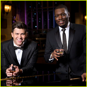 Emmys Co-Host Colin Jost Slams Award Shows as 'Adults Getting Trophies'
