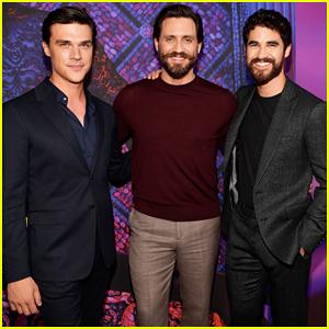Finn Wittrock, Edgar Ramirez & Darren Criss Celebrate 'Assassination of Gianni Versace' Emmy Nominations!