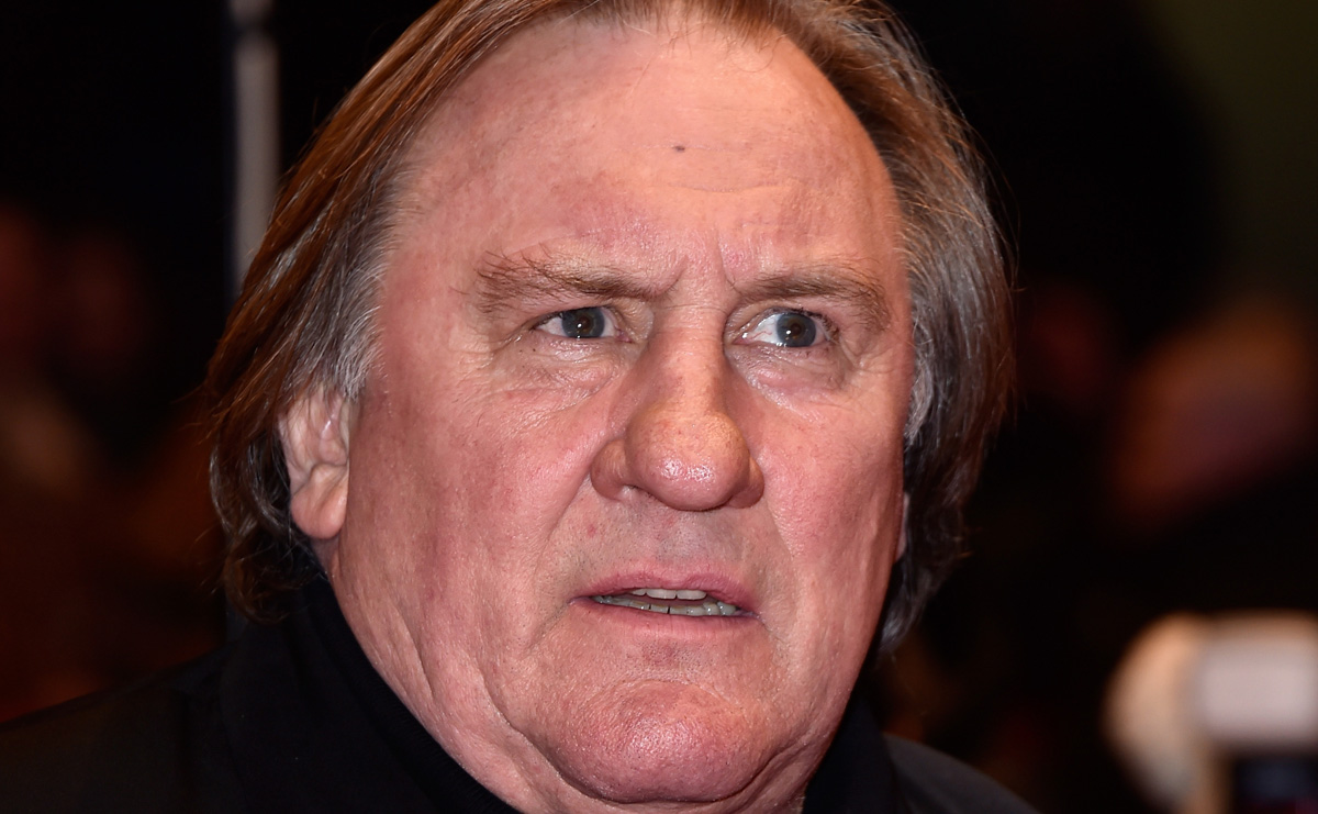 Gerard Depardieu Accused of Rape, His Lawyer Denies ...