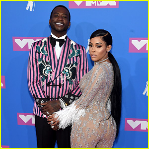 Gucci Mane\u0027s Wife Keyshia Joins Him at MTV VMAs 2018