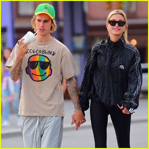 Justin Bieber & Hailey Baldwin Have Milkshake Date After Trip to Canada!