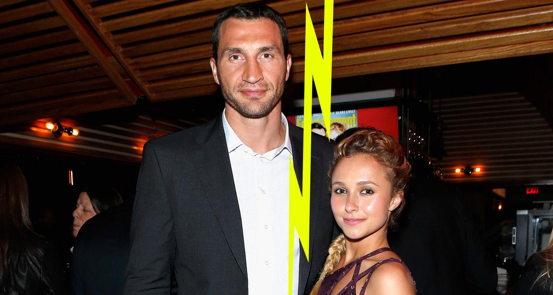 Wladimir Klitschko meets the family of Hayden Panettiere 04/06/2010 89