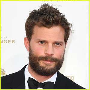 Find Out Which Celeb Helped Jamie Dornan Learn His 'Fifty Shades' Lines!
