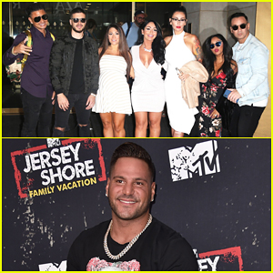 'Jersey Shore' Cast On Ronnie's Relationship with Girlfriend Jen Harley: 'We Have to Like Her, If He Likes Her'