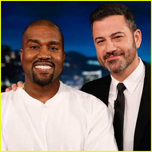 Kanye West Defends His Support for Trump on 'Kimmel': 'Liberals Can't Bully Me'