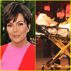 Kris Jenner Comments About Tammy Hembrow, the Model who Collapsed at Kylie's Birthday