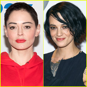 Rose McGowan Reacts to News that Asia Argento Reportedly Paid Off Her Sexual Assault Accuser