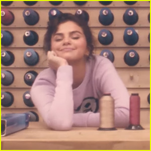 Selena Gomez Takes Over the Coach Offices After Hours!