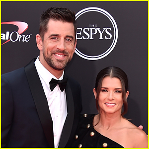 Find Out the Pickup Line Aaron Rodgers Used on Girlfriend Danica Patrick!