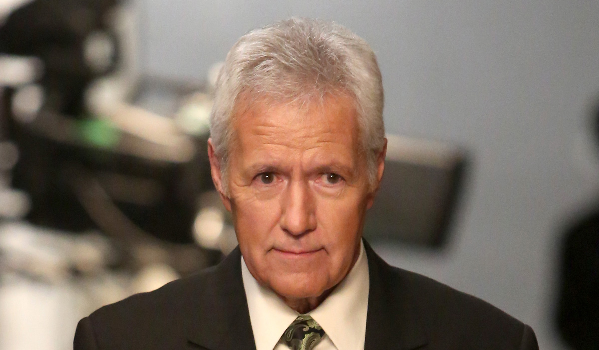 Alex Trebek's New Lo...R Kelly And His Kids