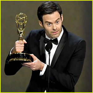 Bill Hader Wins Best Lead Actor in a Comedy Series at Emmy Awards 2018 - Watch!