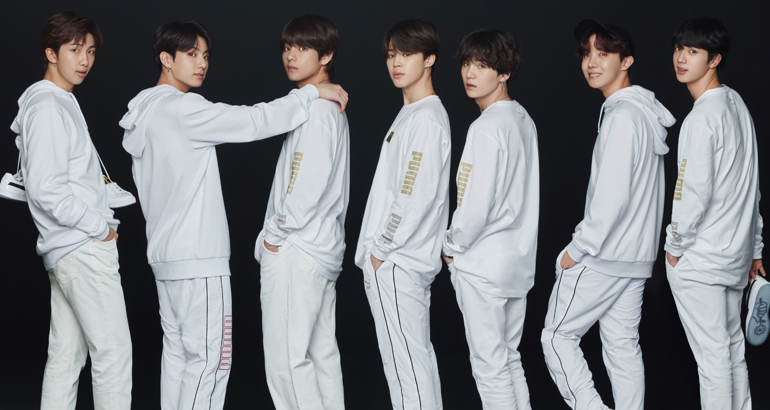 BTS Show Their Style in New 'Puma' Campaign Photos – See ...