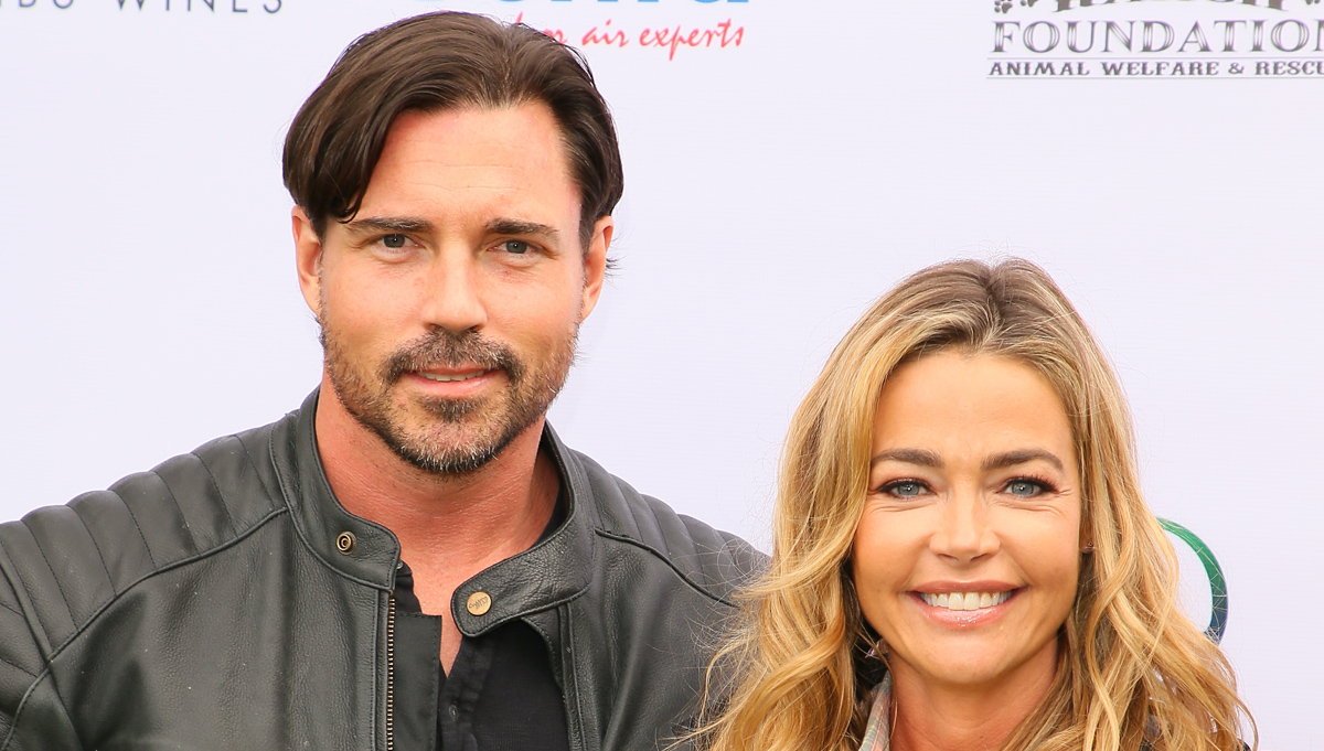 Denise Richards Is Engaged to Aaron Phypers! | Aaron ...