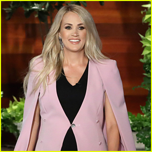 Ellen DeGeneres Tries to Figure Out if Carrie Underwood is Having a Boy or Girl - Watch!