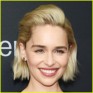 Emilia Clarke Says Dyeing Her