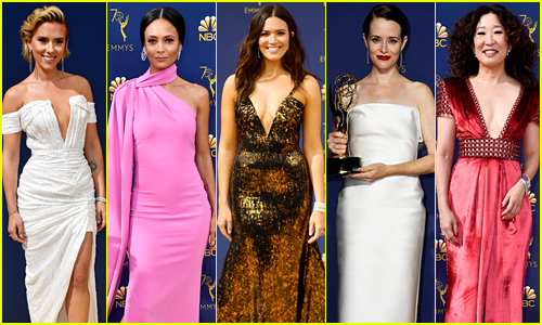 06cb2326a45 Emmys Best Dressed 2018 – 30 Must-See Red Carpet Looks!
