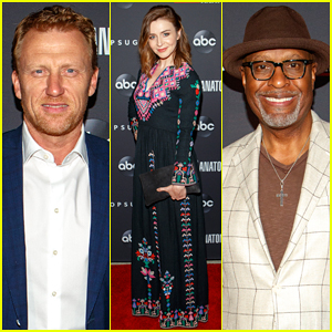 'Grey's Anatomy' Cast Celebrate 15 Seasons at Anatomy of An Icon Party!