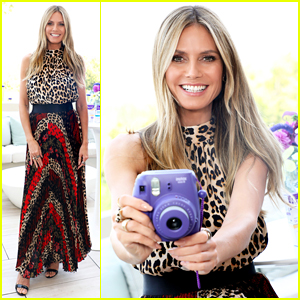 Heidi Klum Says Gigi Hadid Could Replace Her on 'Project Runway'
