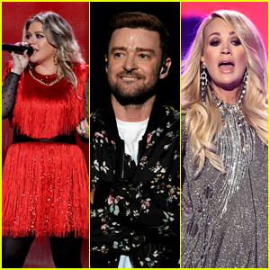 Kelly Clarkson, Justin Timberlake & Carrie Underwood Perform on Day 2 of iHeartRadio Music Festival 2018!