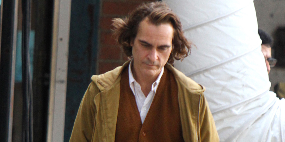 Joaquin phoenix films joker scenes in nyc see more for See more pics