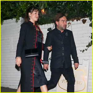 Johnny Galecki, 43, Is Dating Alaina Meyer, 21 - See the Photos!