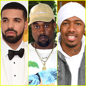 Kanye West Slams Drake, Calls Out Nick Cannon in New Videos