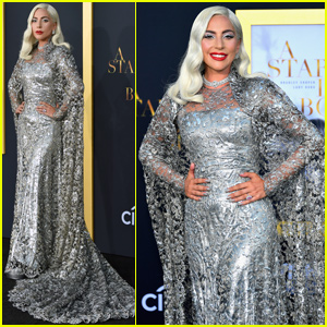 Lady Gaga Razzled & Dazzled at 'Star is Born' Premiere