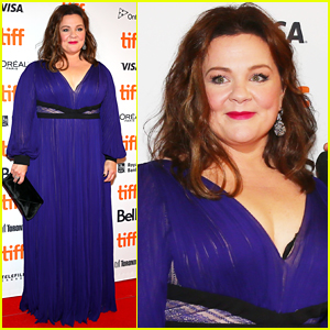 Melissa McCarthy Goes Glam for