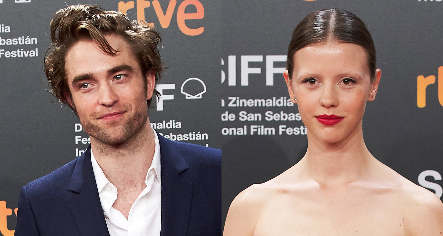 Robert Pattinson Amp Mia Goth Step Out For High Life