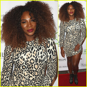 Serena Williams Is Honored at Imagine Ball 2018!