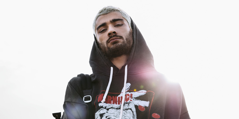 Zayn Malik Stars In The Kooples Fall Menswear Campaign