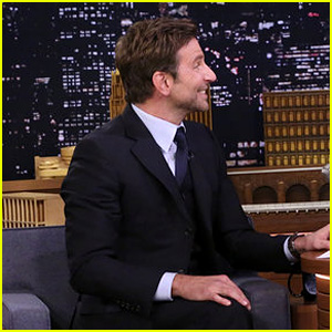 Bradley Cooper & Jimmy Fallon Leave Mid-Interview on 'Tonight Show' - Watch!