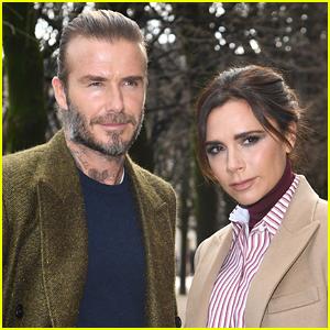 David Beckham Talks Marriage