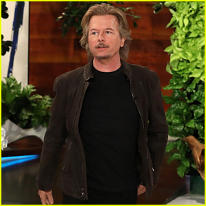 David Spade Says He Has No Idea How He Gained 25 Pounds of 'Mystery Weight' - Watch!