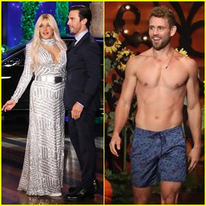 Ellen' Stages Epic 'Bachelor' Parody with Milo Ventimiglia