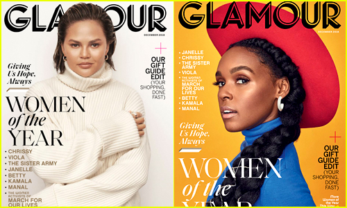Glamour's Women of the Year 2018 Honorees: Chrissy Teigen