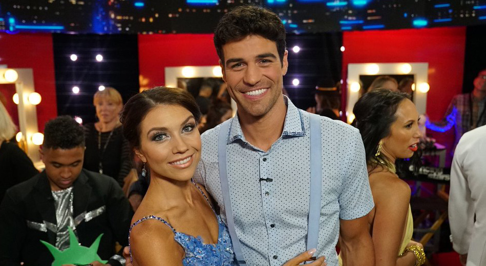 Grocery Store Joe Improves His Scores For Dwts Week 2