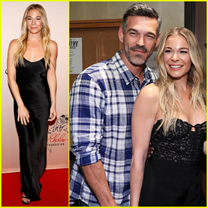 LeAnn Rimes Gets Support from Husband Eddie Cibrian at Opry Salute to Ray Charles!