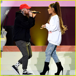 Ariana Grande Posts a Sweet Tribute to Mac Miller on Instagram