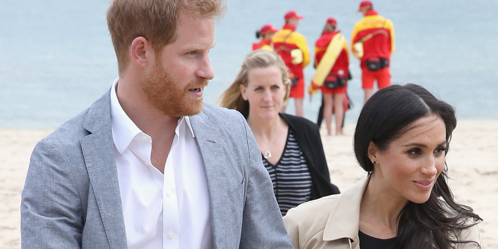Who is prince harry dating in Melbourne